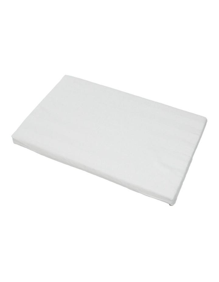 Breathe Eze Flat Cot Pillow 360mm * 600mm image 1