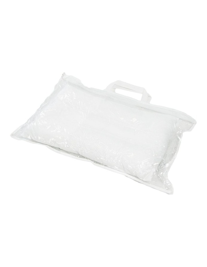 Breathe Eze Filled Cot Pillow 360mm * 600mm image 2