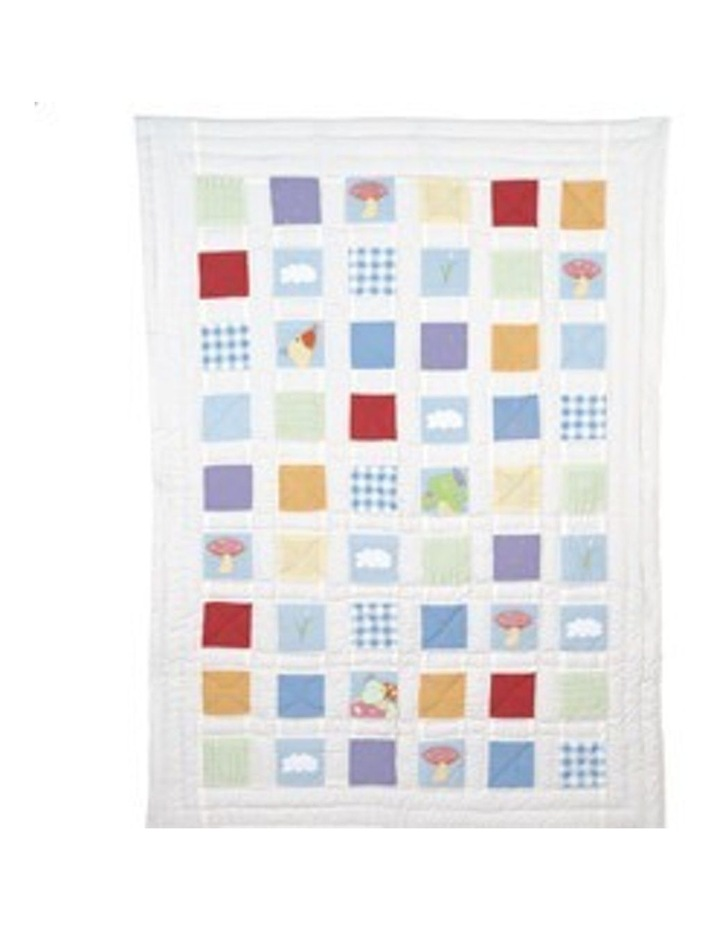 Pond Quilted Throw image 1