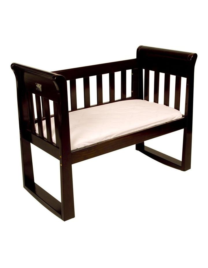 Sandton Sleigh Cradle, Bassinet and Rocking Seat image 5