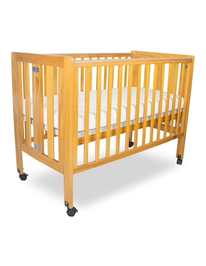 Fold N Go Timber Cot image 1