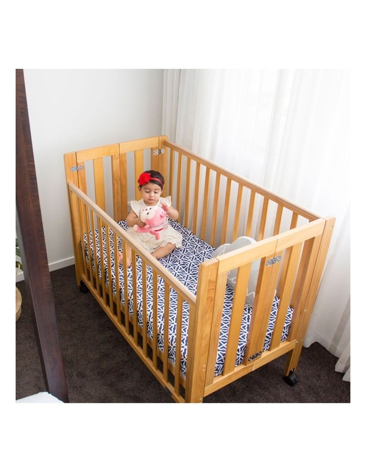 Fold N Go Timber Cot image 7
