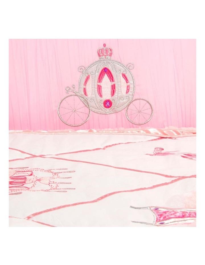 Amani Bebe 4 Piece Cot Set-Ballerina Princess image 2