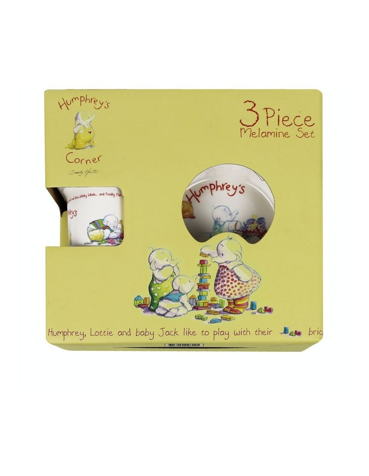 Humphreys 3pce Melamine Set image 1