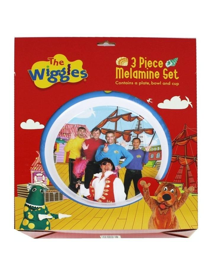 Wiggles 3pce Melamine Set image 2