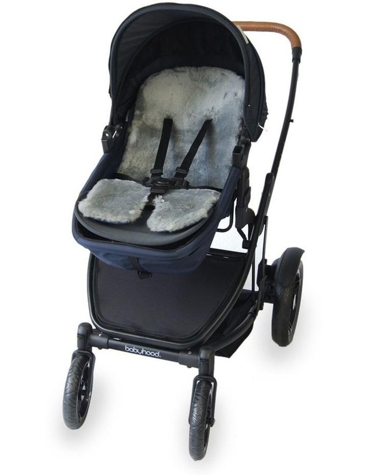 Bowron Stroller Liner Grey image 1