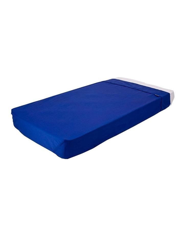 Kinder Flat Sheet - Blue image 1