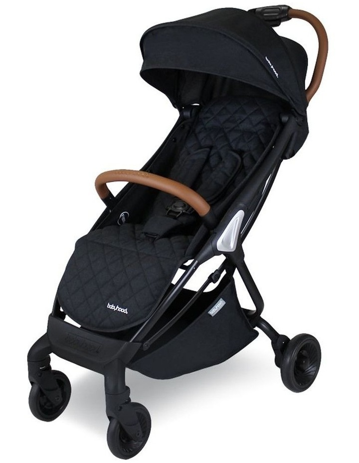 Air Compact Stroller - Black image 1