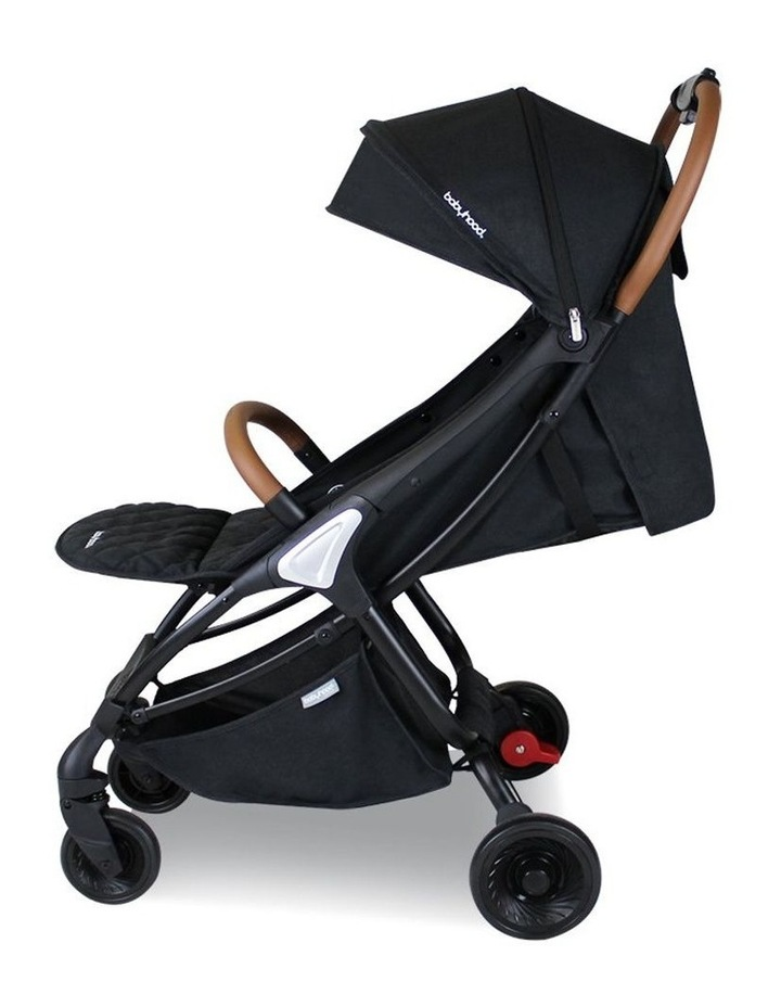 Air Compact Stroller - Black image 2