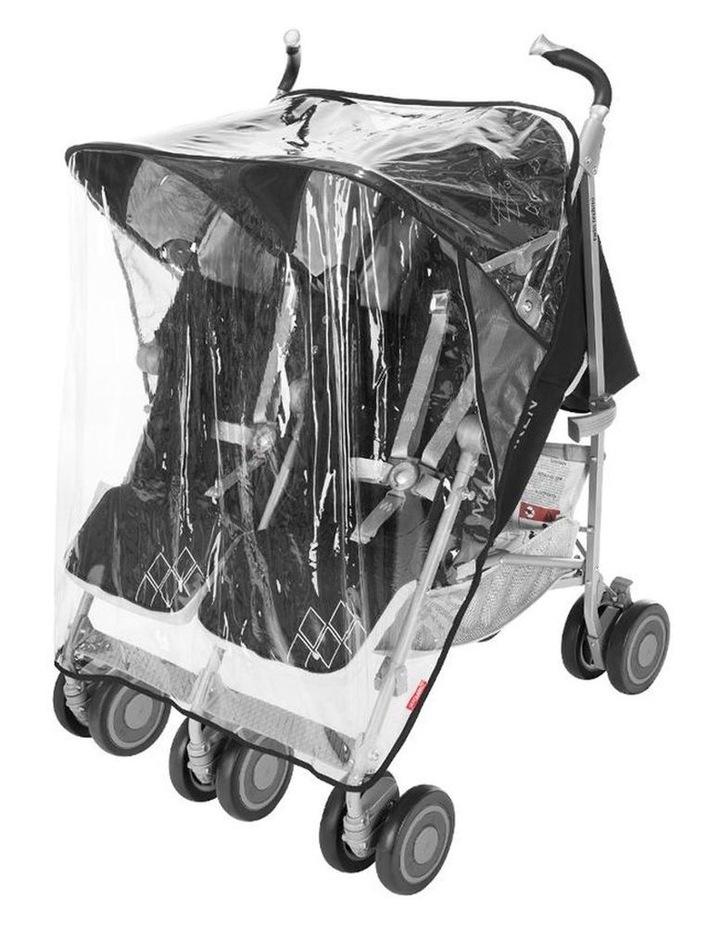 Twin Techno Stroller - Black image 2