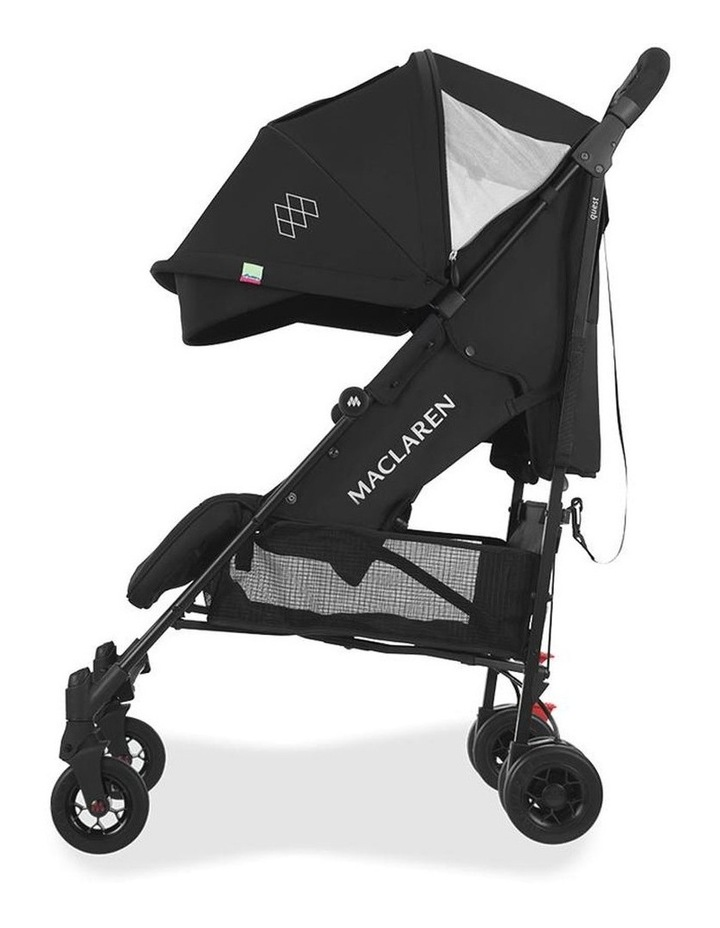 Quest Arc Stroller - Black image 3
