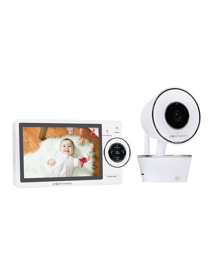 "5"" WiFi Video Baby Monitor w/ Remote Access image 1"
