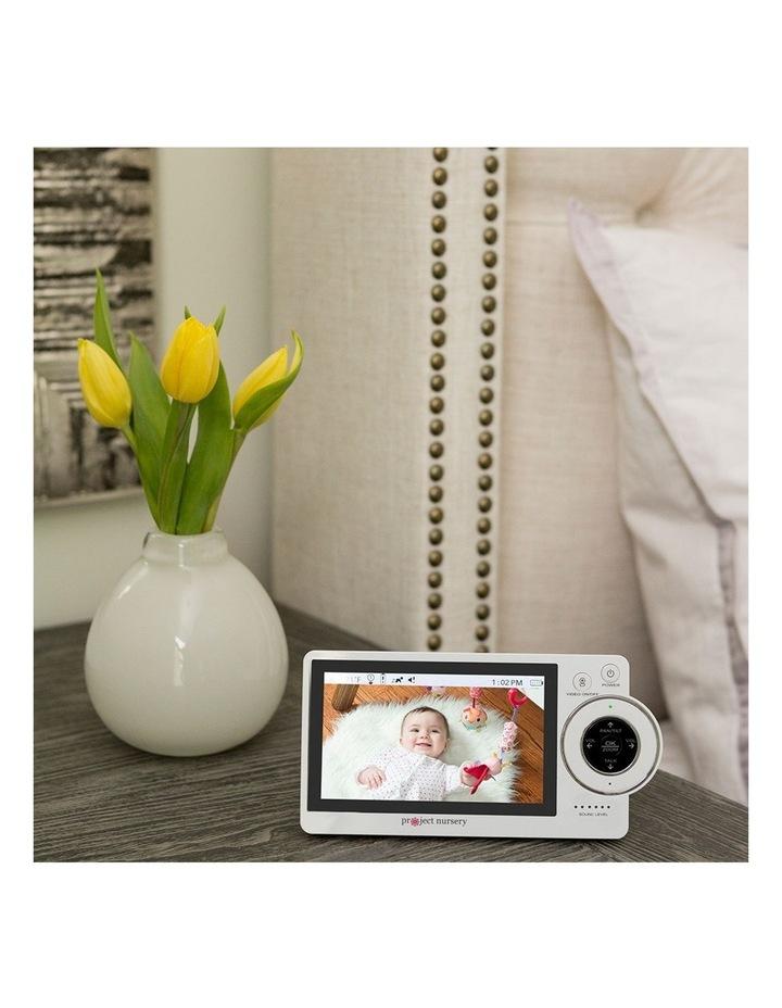 "5"" WiFi Video Baby Monitor w/ Remote Access image 2"