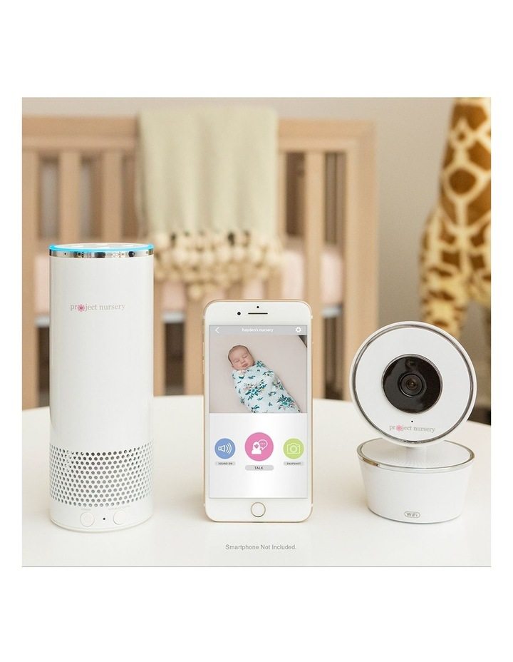 Video Camera with Amazon Alexa Unit image 2