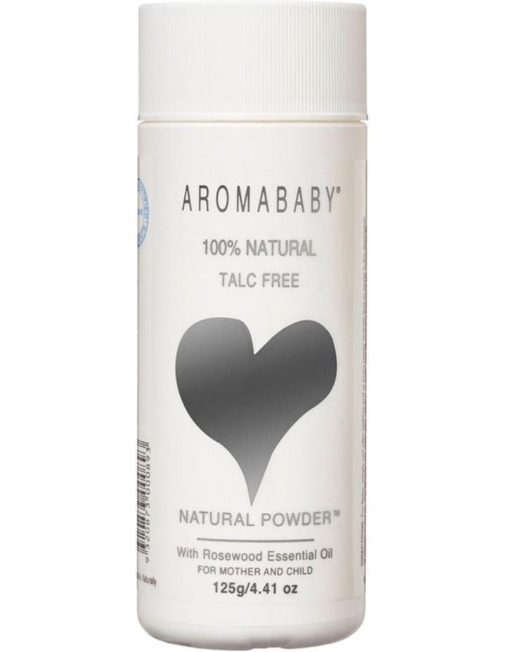 Aromababy Natural Powder for Sensitive Skin image 1