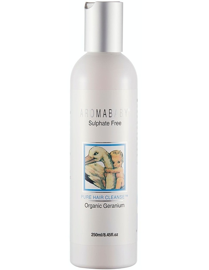 Aromababy Pure Hair Cleanse image 1