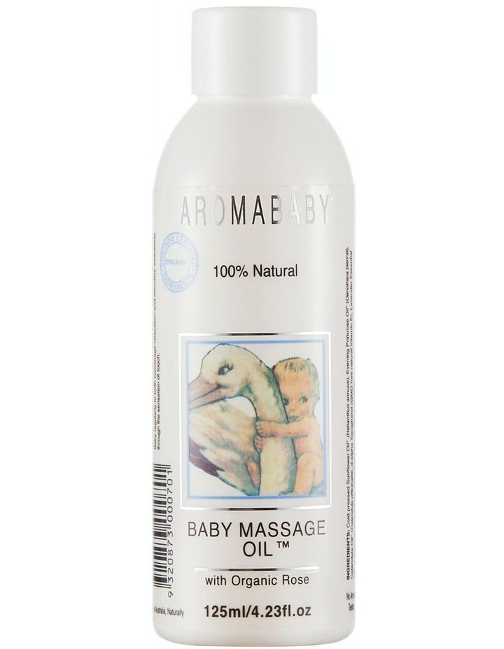 Aromababy Massage Oil 100ml image 1