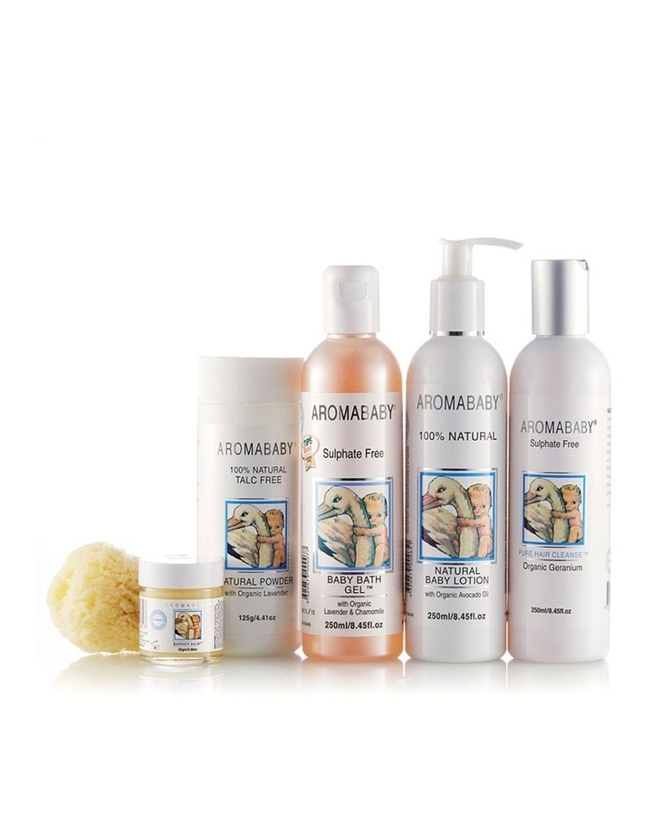 Aromababy Natural Baby Kit image 1
