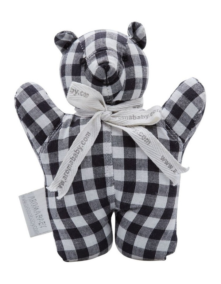 AROMABABY Cutie Pie Cotton Rattle Teddy Bear image 2