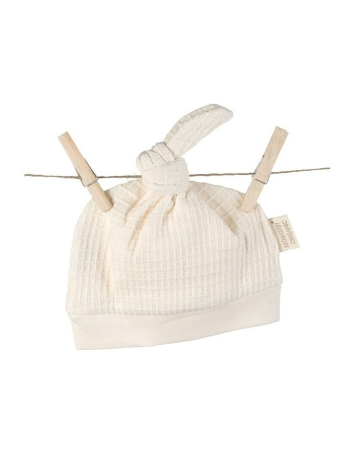 Organic Cotton Baby Hat image 1