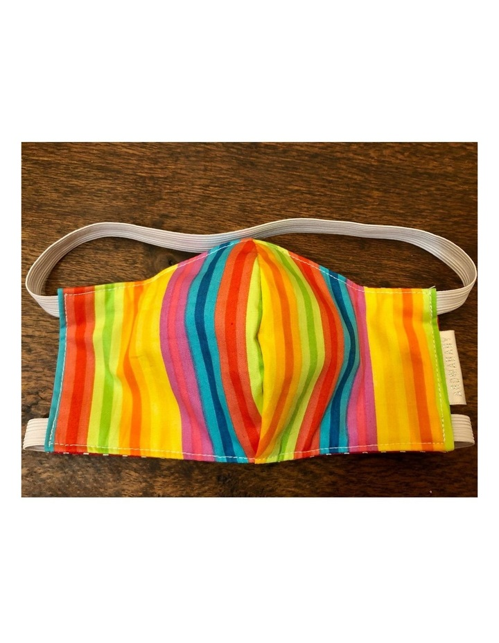 Aromababy Fabric Face Mask - Rainbows image 2