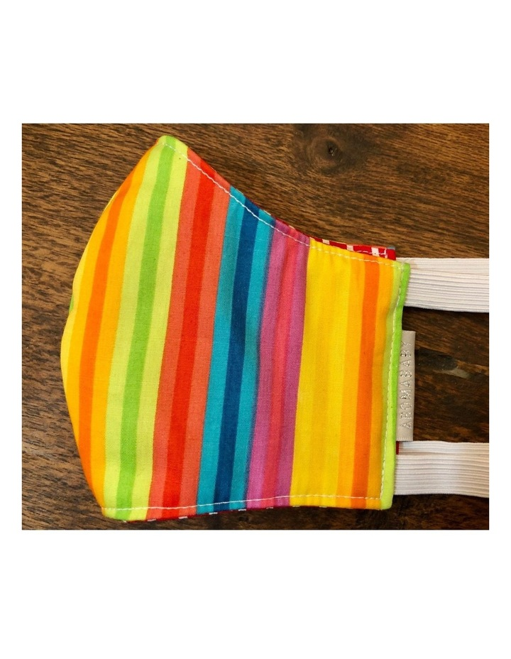 Aromababy Fabric Face Mask - Rainbows image 3