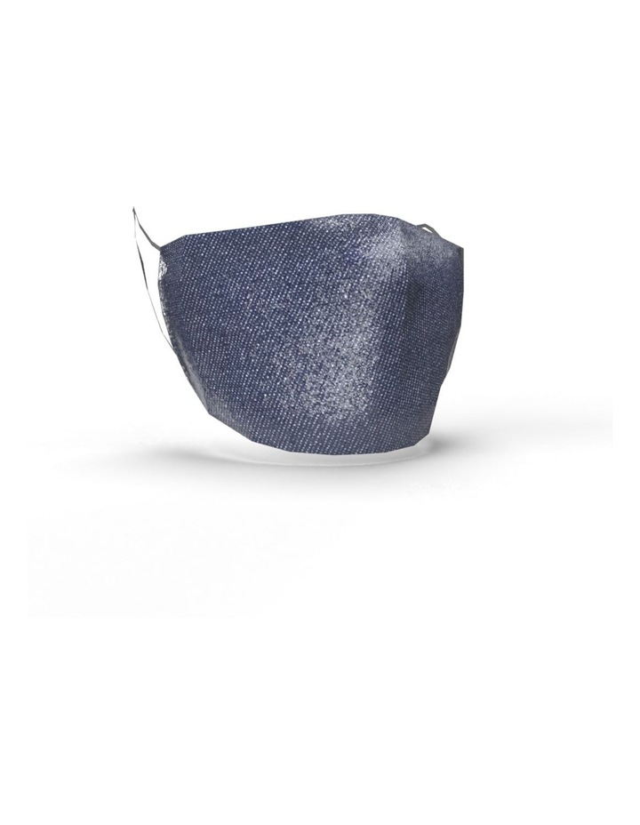 Aromababy Fabric Face Mask - Blue Jeans image 1