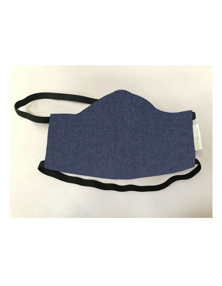 Aromababy Fabric Face Mask - Blue Jeans image 3