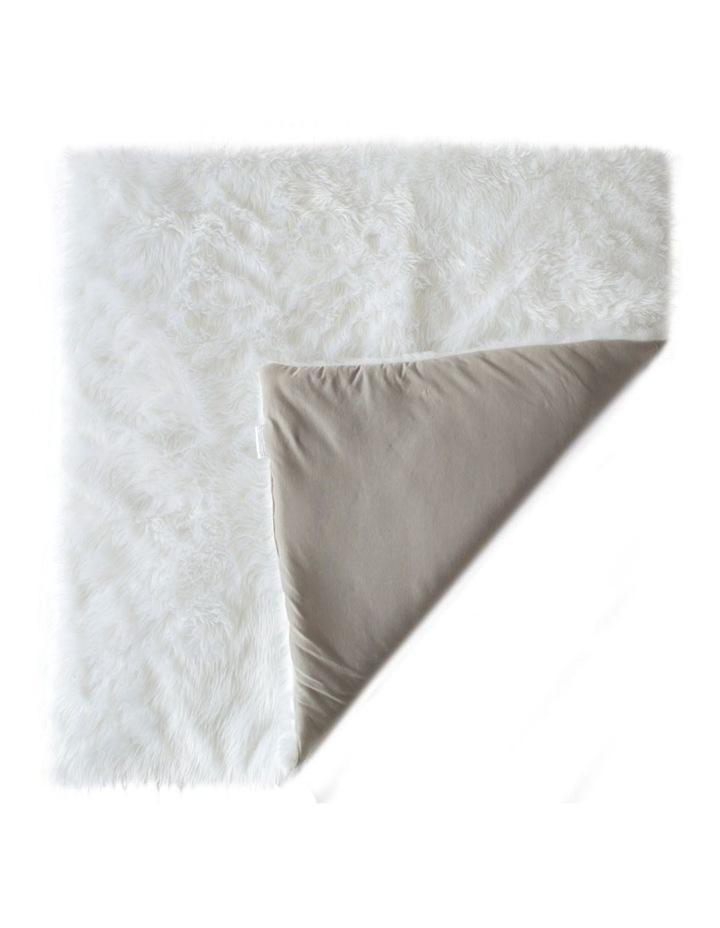 Fluffy Cotton Play Mat image 1