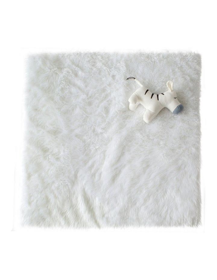 Fluffy Cotton Play Mat image 2