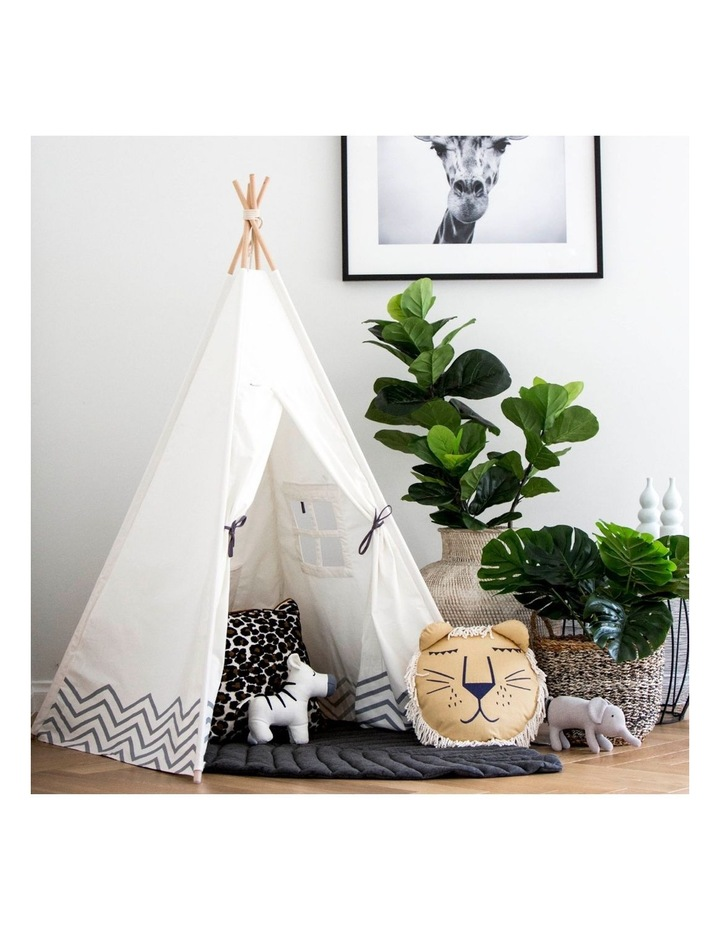 Kids Teepee Play Tent - Pearly Moon image 2