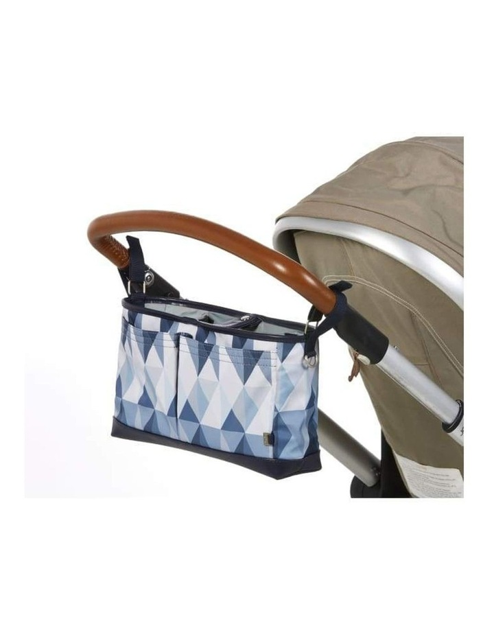 Stroller Organiser/Pram Caddy - Blue Morgan image 7