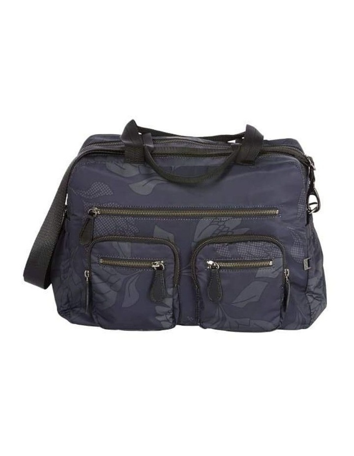 Carry All Black Protea Nappy Bag image 6