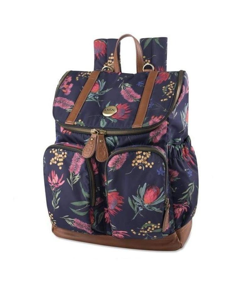 Nappy Backpack - Botanical Floral image 1