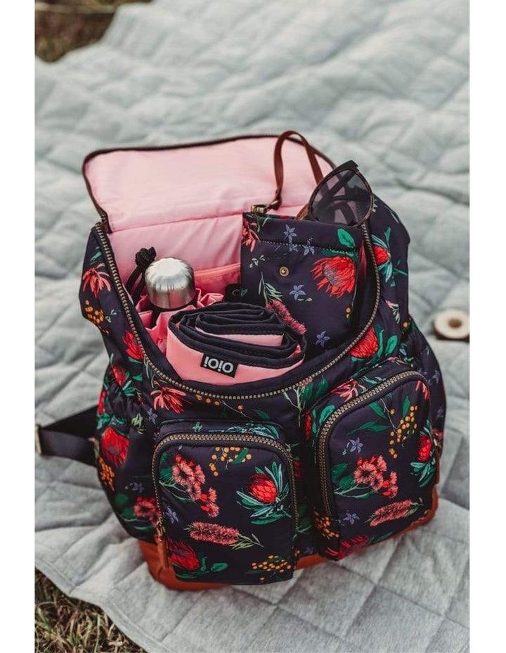Nappy Backpack - Botanical Floral image 2
