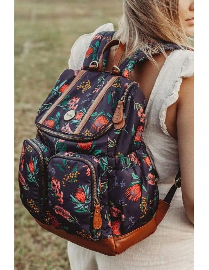 Nappy Backpack - Botanical Floral image 3