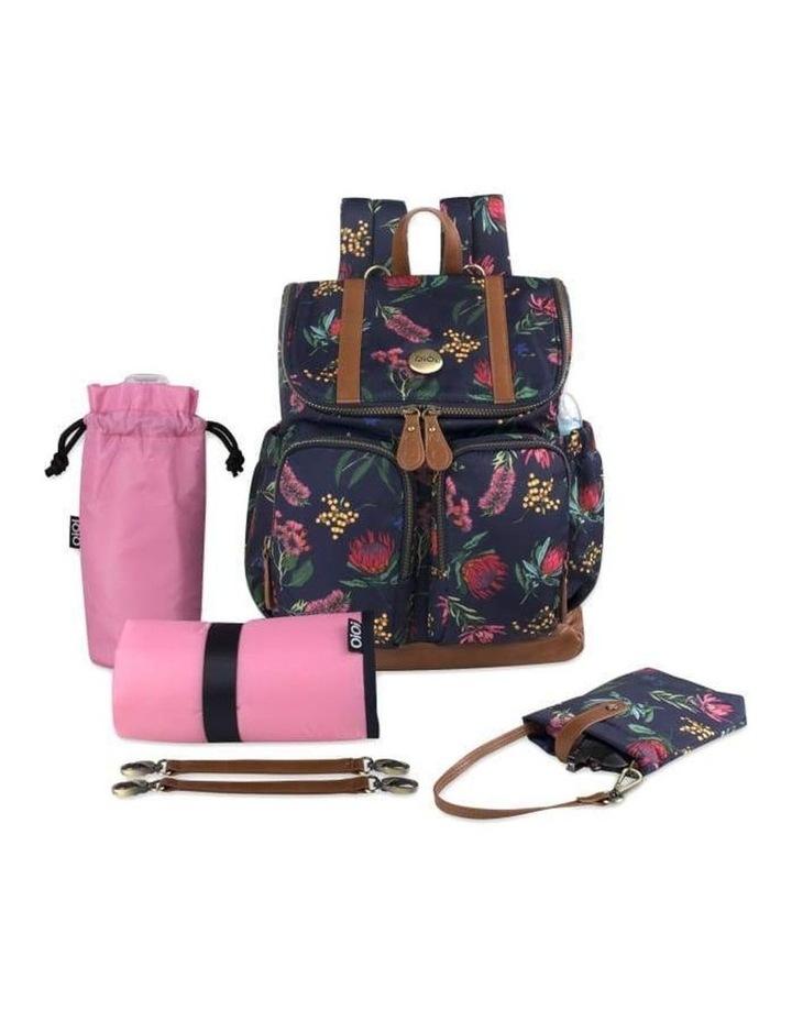 Nappy Backpack - Botanical Floral image 5