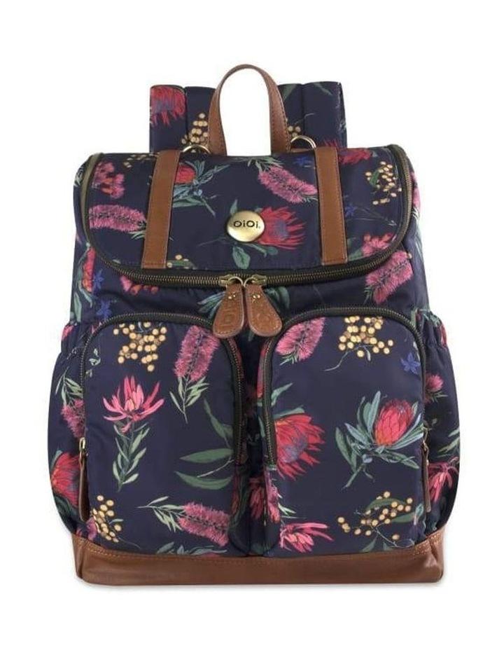 Nappy Backpack - Botanical Floral image 7