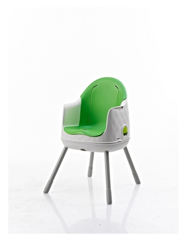 Keter Multi-Dine 3-in-1 High Chair - Green image 4