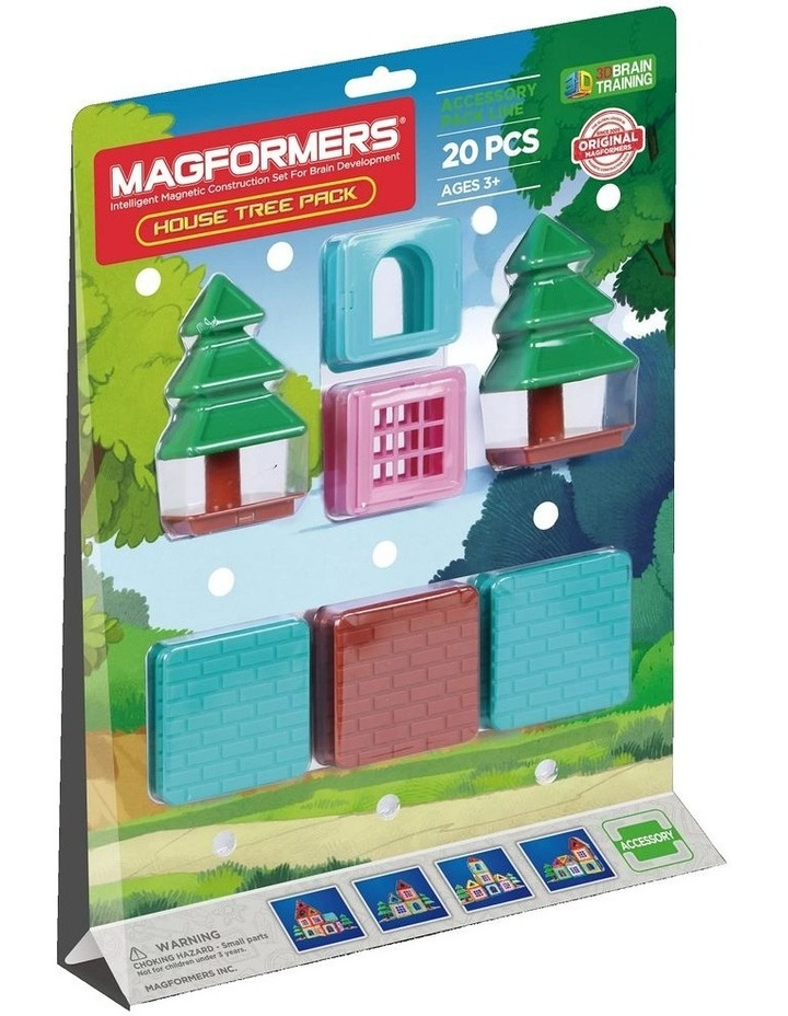 House Tree Accessory Pack image 1