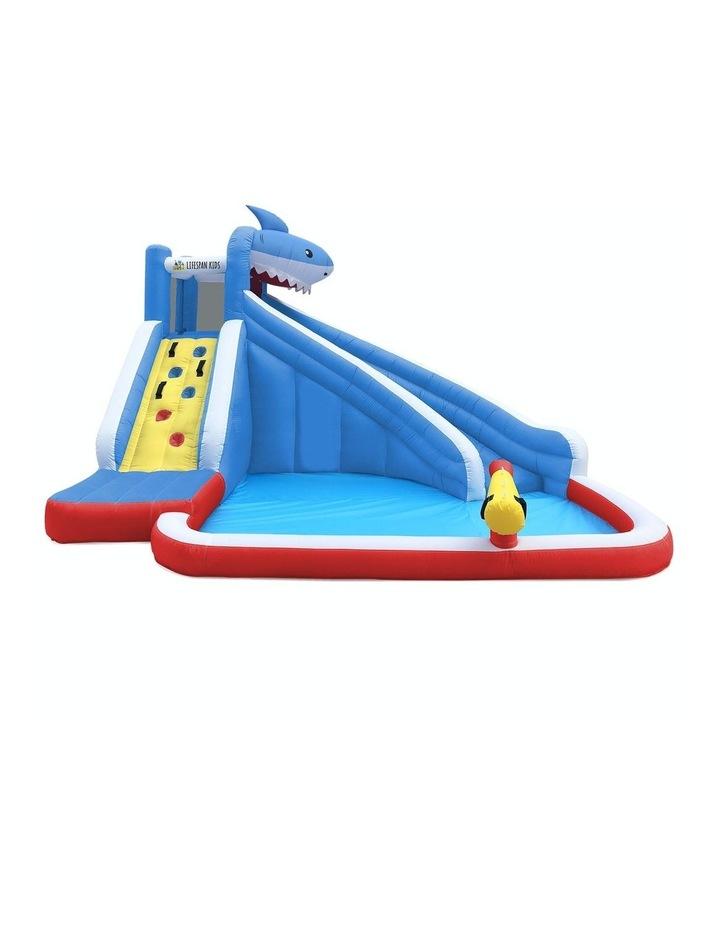 Sharky Slide & Splash Inflatable image 1