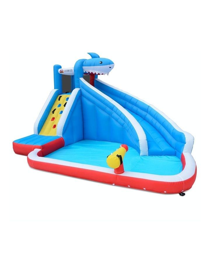Sharky Slide & Splash Inflatable image 2