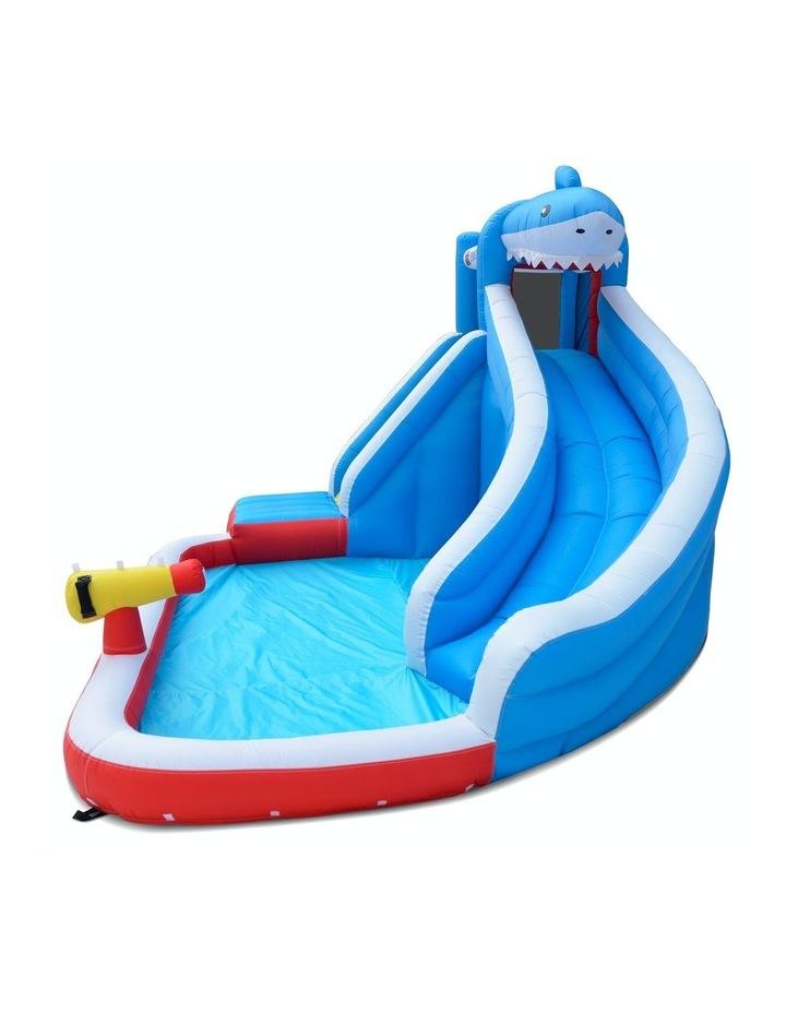 Sharky Slide & Splash Inflatable image 3