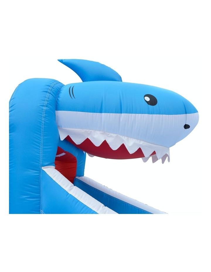 Sharky Slide & Splash Inflatable image 4
