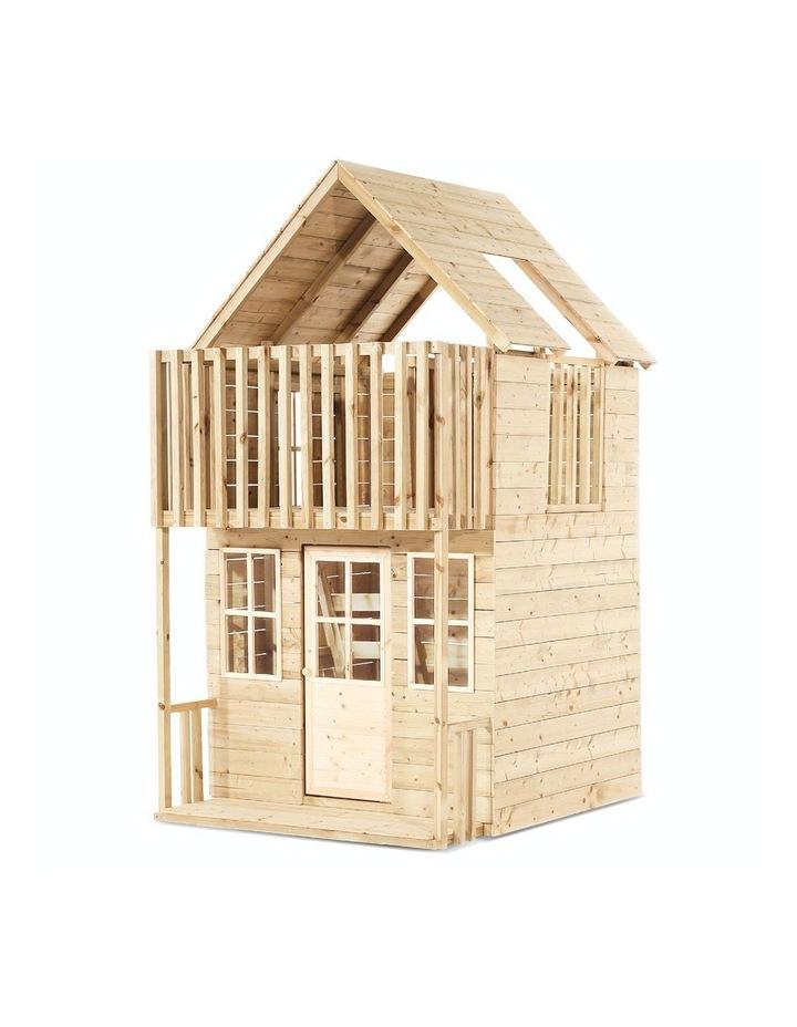 TP Toys Loft Wooden Playhouse image 1