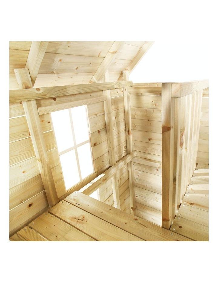 TP Toys Loft Wooden Playhouse image 3
