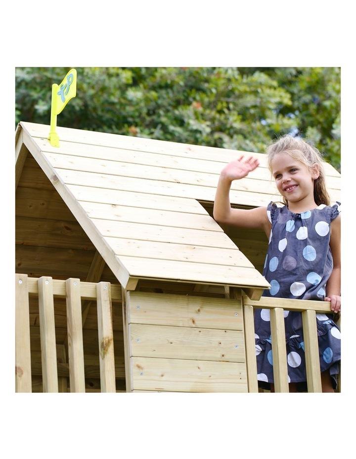 TP Toys Loft Wooden Playhouse image 6