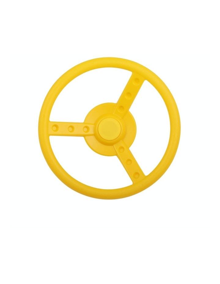 Steering Wheel - Yellow image 1