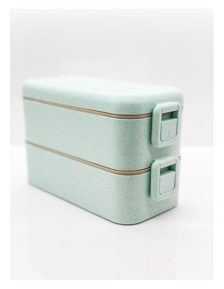 Benton Box -Large  2 Tiered lunch Box - Family Pack of 3 image 6