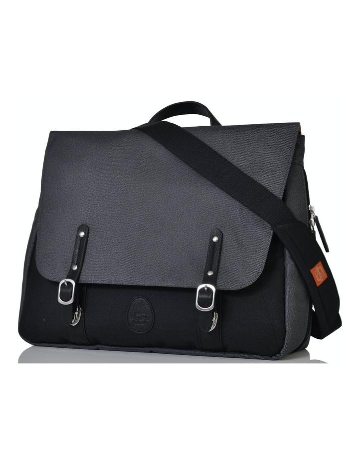 Prescott Combi Nappy Bag - black charcoal image 1